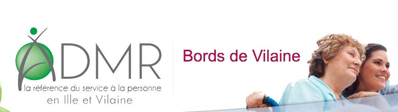 Bandeau de la page 'ADMR « Les Bords de Vilaine »