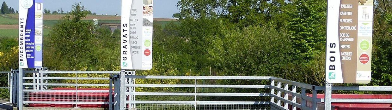 Bandeau de la page 'Déchetterie de Noyal-sur-Vilaine