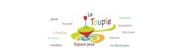 Bandeau de la page 'La Toupie