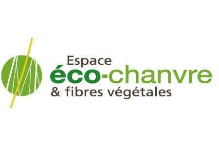 Logo de l'espace Eco chanvre et fibres végétales