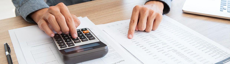 Bandeau de la page 'Impôt sur le revenu : déclaration en ligne