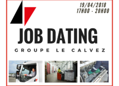 Job Dating du 19.04.2018