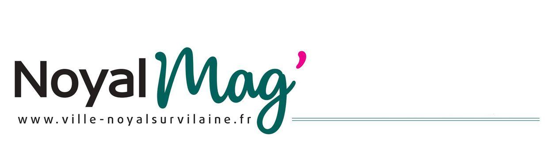 Bandeau de la page 'Le Noyal Mag'
